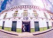 Venta de negocio restaurante bar local centro historico cuenca