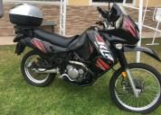 Kawasaki klr 650 en quito