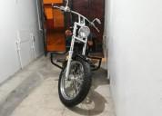 Motocicleta kawasaki vulcan 500 en ibarra