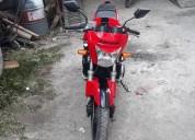 Vendo moto kawasaki zx4 reparada en cuenca