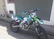 Vendo kawasaki kxf 250 ano 2011 en pillaro