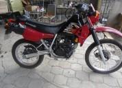 Kawasaki klr 2004 tipo moto cross en quito