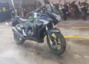 Motocicleta seminueva loncin en ibarra