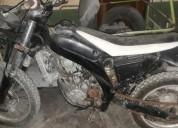 Vendo una moto full loncin en milagro