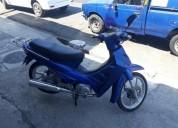 Rendidora locin ano 2010 vendo moto en guayaquil