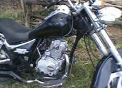 Vendo o cambio con moto enduro en ibarra
