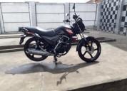 Vendo moto ranger ano 2017 en riobamba