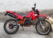 Vendo moto ranger 200 cc en quito