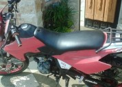 Moto ranger 200 en la libertad
