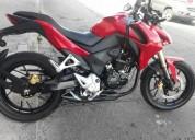 Moto ranger 250 cc flamante en riobamba