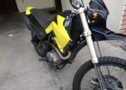 Vendo moto ranger en cuenca