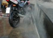 Se vende moto ranger en riobamba