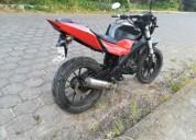 Vendo moto ranger 250 en ambato