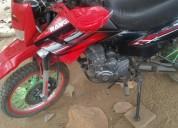 Vendo mi moto en buen estado casi nueva en vinces