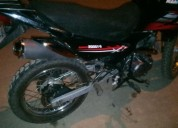 Vendo moto ranger 200 en buena fé