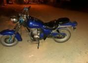 Vendo moto ranger matriculada al dia en milagro