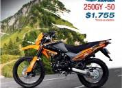Motocicleta ranger en cayambe