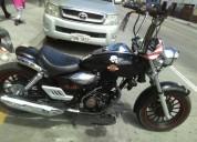 Vendo moto en ambato