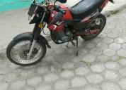 Moto ranger en quito