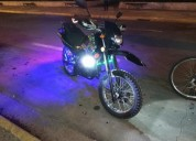 Moto ranger 2013 en chone