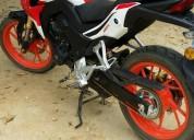 Vendo moto ranger en guayaquil