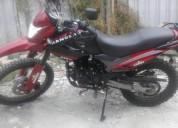Vendo moto ranger motor 250 seis meses u en cuenca
