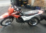 Vendo moto ranger en quito