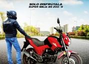 Motocicleta ranger oferta limitada imp chimasa en guayaquil