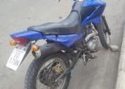 Vendo moto ranger ano en buena fé