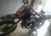 Se vende moto ranger en machala