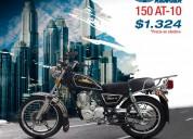 Motocicleta ranger 150 en cayambe