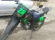 Vendo moto ranger 200 en esmeraldas
