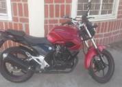 Vendo moto thunder en ibarra