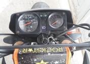 Vendo moto tunder 250 en manta