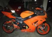 Venta de moto thunder tipo ninja en guayaquil