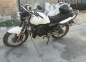 Moto thunder 2013 en guayaquil