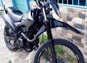 Moto thunder 250 en machala