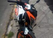 Cambio moto thunder en quito