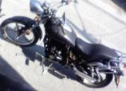 Moto thundra 200 tipo harley en guayaquil