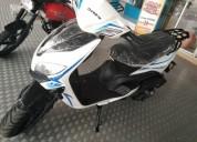 Vendo moto en salinas