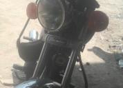 Moto tunder en portoviejo