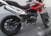 Vendo moto thunder 250 2018 en guayaquil