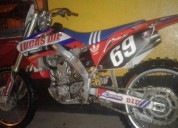 Vendo moto honda 250 en ambato