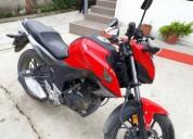 Vendo motocicleta en santo domingo