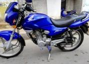En venta moto honda storm en el carmen