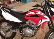 Vendo moto honda ano 2019 nueva en babahoyo