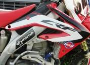 moto honda crf 2007 motocross full extra en chone
