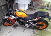 Vendo moto flamante 5000 km recorrido en machala