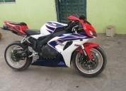 Vendo moto honda en riobamba