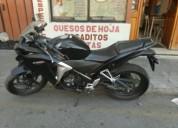 Vendo moto honda cbr 250 ano 2014 en latacunga
